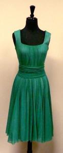 Green Elana Kattan Dress